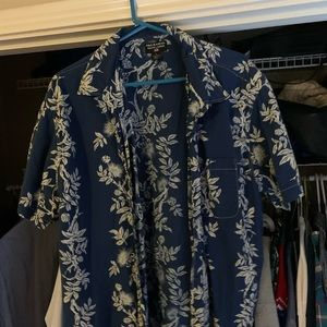 Polo Hawaiian Shirt